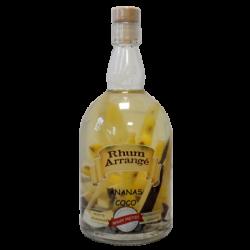 Rhum Metiss ananas victoria coco