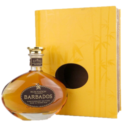 Rum Nation Barbados 12 ans - anniversary decanter