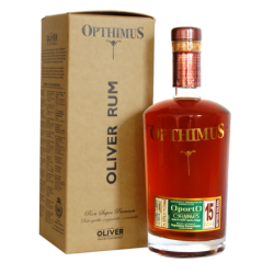 Rhum Opthimus 15 ans Port finish
