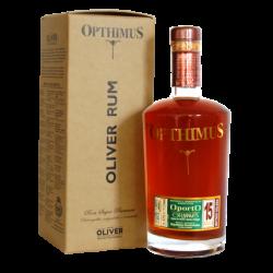 Rhum Opthimus 15 ans Port finish