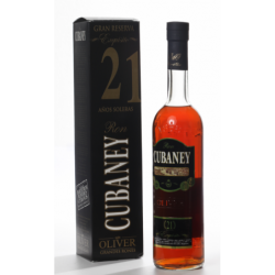 Rhum Cubaney 21 ans Exquisito