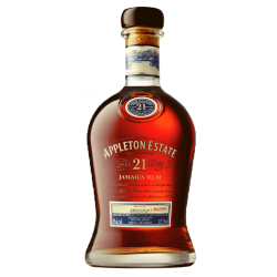 Rhum Appleton estate 21 ans