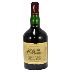 Rhum English Harbour 5 ans