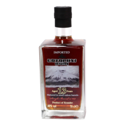 Rhum Cotopaxi 13 ans Single barrel 109