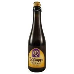 Bière la Trappe Quadrupel...