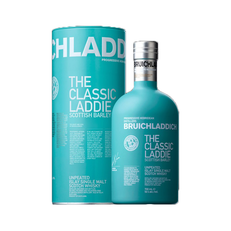 Whisky Bruichladdich The classic Laddie scottish barley