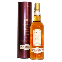 Whisky Inchmurrin 12 ans - old bottling