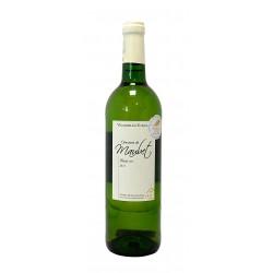 Côtes de Gascogne Domaine de Maubet Blanc Sec