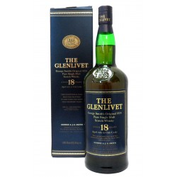 Whisky The Glenlivet 18 ans