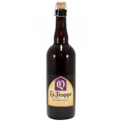 Bière la Trappe Quadrupel - 75 cl