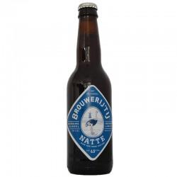 Bière 't Ij Natte Bio