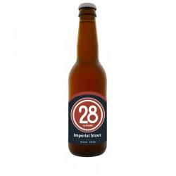 Bière Caulier 28 Imperial Stout