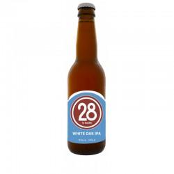 Bière Caulier 28 White oak IPA