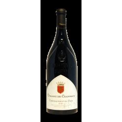 Châteauneuf du Pape rouge  Domaine Chanssaud magnum