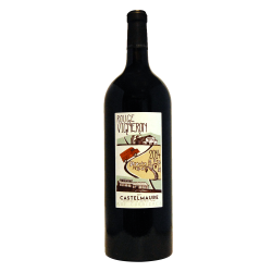 Corbières rouge magnum Castelmaure