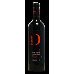 Saint Emilion  Wagnon D Wine