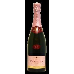 Champagne Pannier rosé