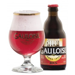 Bière Gauloise Fruits Rouges