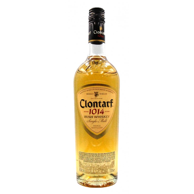 Clontarf 1014 Single Malt - Irish Whiskey
