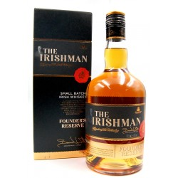 Whiskey The Irishman Founders Reserve