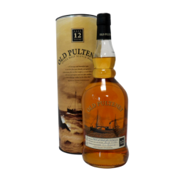 Whisky Old Pulteney 12 ans