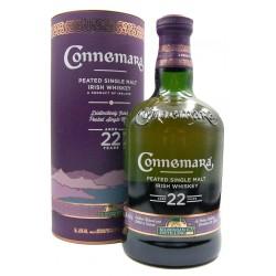Whiskey Connemara 22 ans