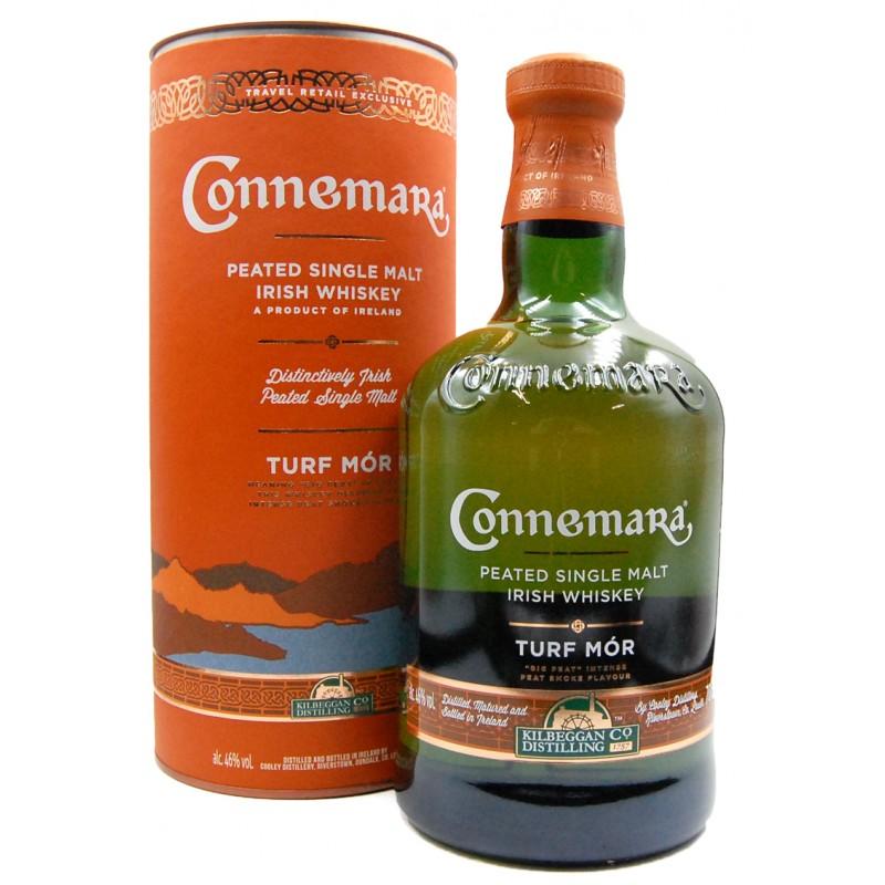 Whiskey Connemara Turf Mor