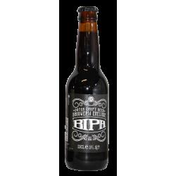 Bière Emelisse black IPA