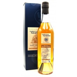 Rhum Savanna Single cask grand arôme n°480