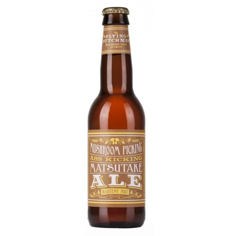 Bière The Flying Dutchman Matsutake Ale