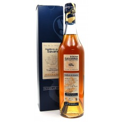 Rhum Savanna Single cask traditionnel n°969 muscatel