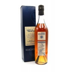Rhum Savanna Single cask traditionnel n°349 - Brut de Fût
