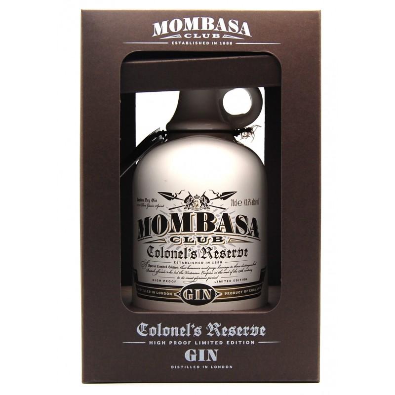 Gin Mombasa Club Colonel's Reserve