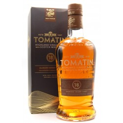 Whisky Tomatin 18 ans Oloroso Sherry Casks