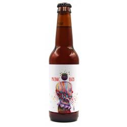 bière picnic day - la débauche