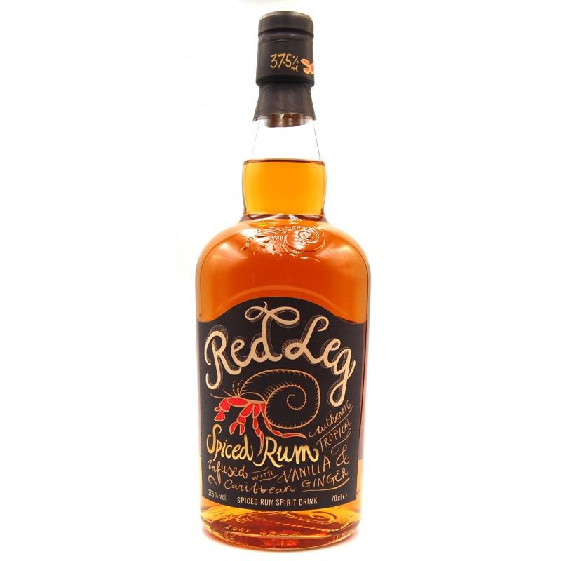 Rhum RedLeg - Spiced Rum