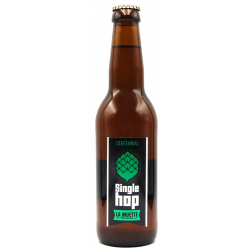 Bière Single Hop Centennial