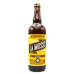 Bière La Musse Blonde - 75 cl