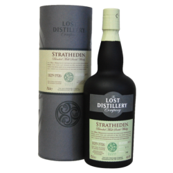 Whisky Stratheden deluxe