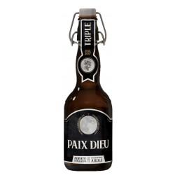 Bière Paix-dieu Triple