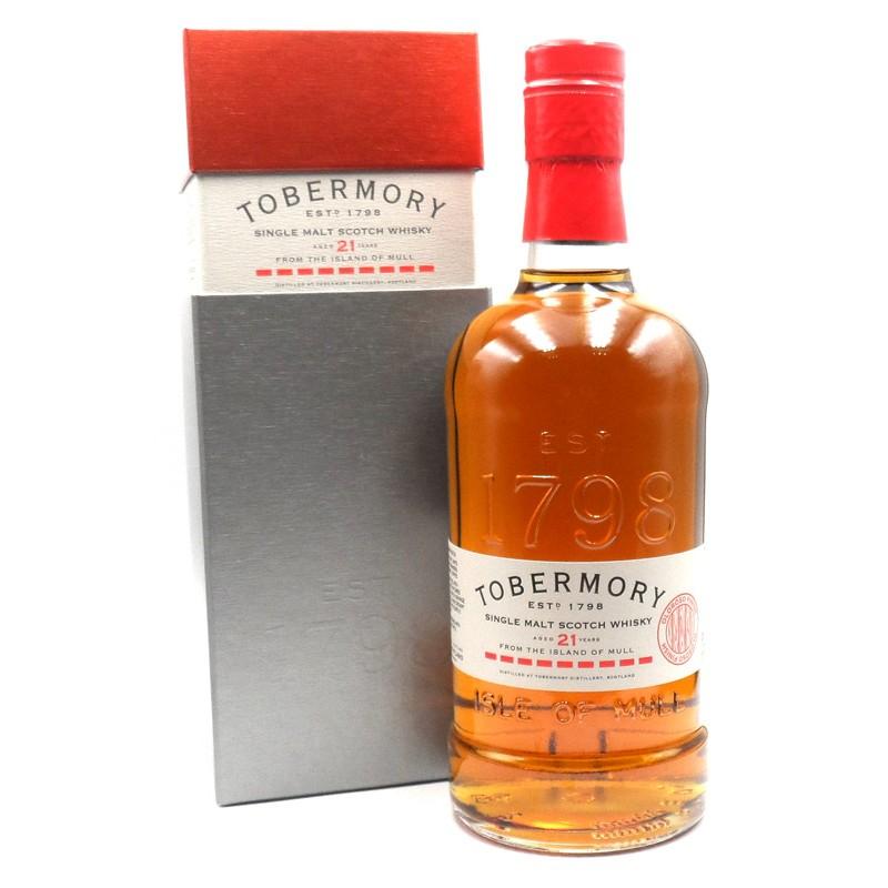 Tobermory 21 ans manzanilla sherry