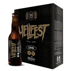 Coffret Bières Hellfest