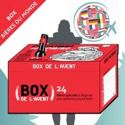 Box de l'avent 24 Bières du Monde