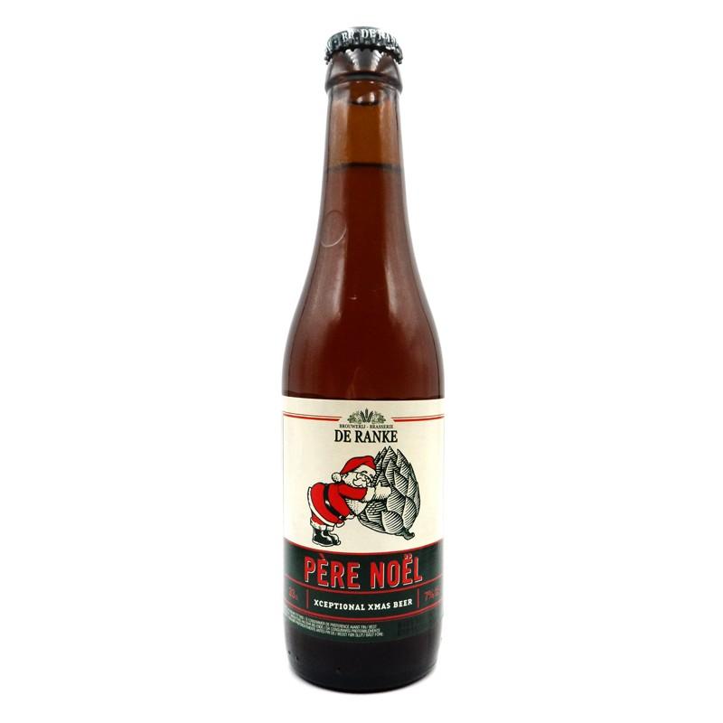 Bière - de ranke - père noel - 33cl