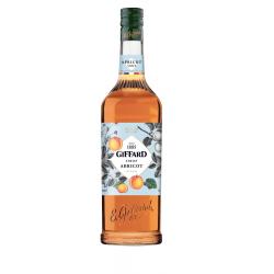 Sirop d'abricot Giffard - 1L