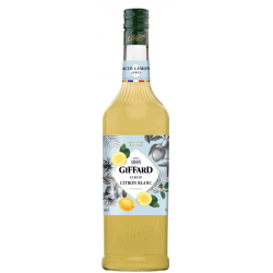 Sirop de citron blanc Giffard - 1L