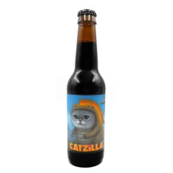 Bière Catzilla La Débauche