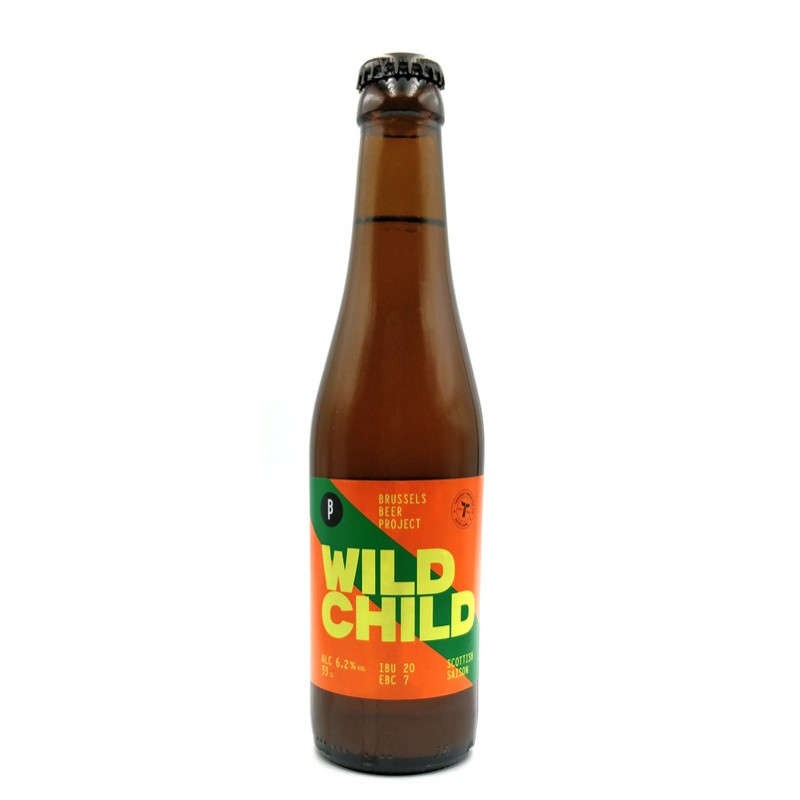 Bière Wild Child Scottish Saison - BBP