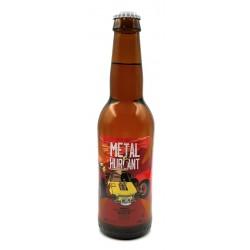 Bière - métal hurlant - Sainte cru - 33cl