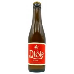 Bière belge artisanale Diôle Blonde